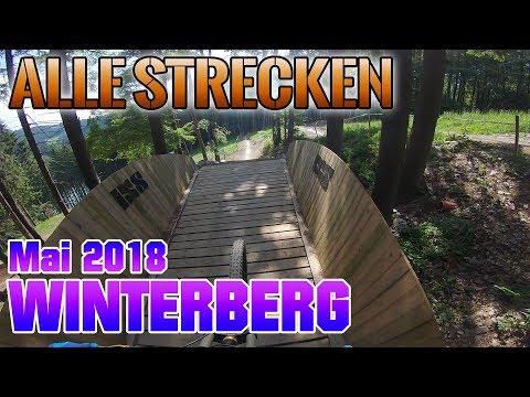 Alle Strecken   All Tracks 2018 [Winterberg]