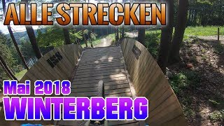 Alle Strecken | All Tracks 2018 [Winterberg]