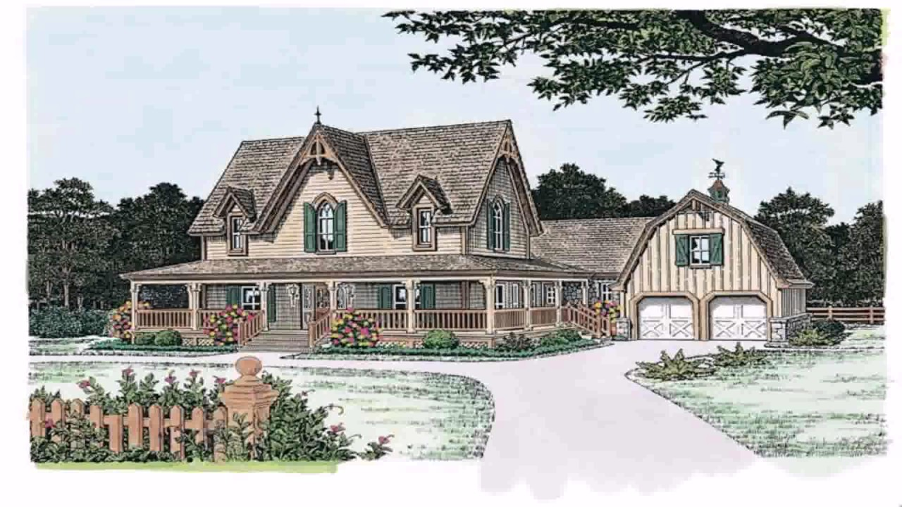 Victorian gothic style house plans youtube for Gothic greenhouse plans