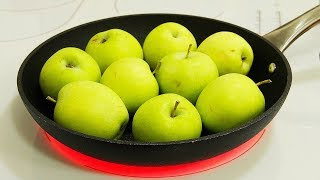 5 Apple Recipes & Experiment / Apple Pie Recipe