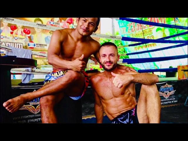 Thailand part 2 : this is Muay Thai