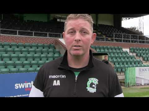 BSAFCTV   Alun Armstrong speaks to BSAFCTV after preseason defeat to Carlisle United
