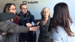 Ministro Istruzione Stefania Giannini alla conferenza sulle Scuole di Montagna in Casentino