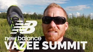 New Balance Vazee Summit Review
