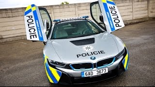SUPERsport BMW for Police