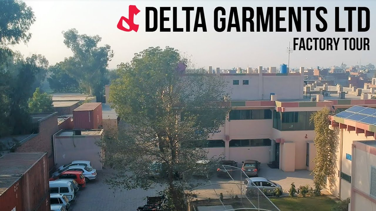 Delta Garments Factory Tour