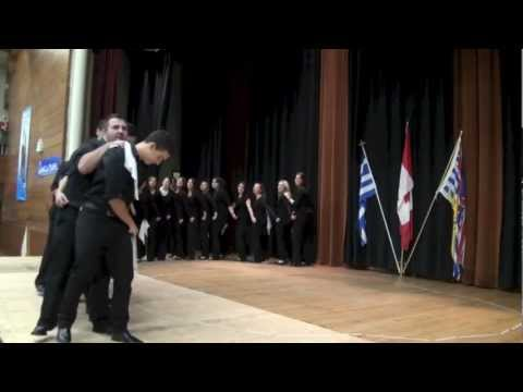 Greek Food Festival Vancouver 2012 - Diaspora, Full Performance