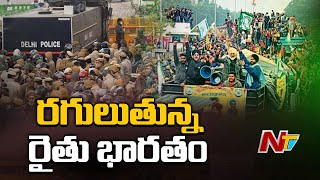 Protesting Farmers call for Bharat Bandh On 8th, To Hold Talks Today | NTV