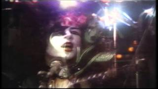 KISS - I Want You (official video matched to remastered audio)