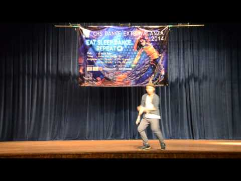 Aaron Kong from Redmouse's performance