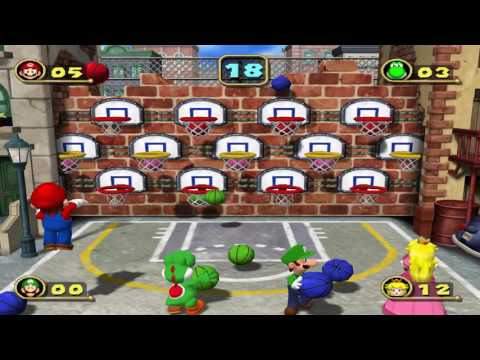 Mario Party 4 - Three Throw