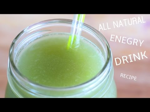 All Natural Energy Drink