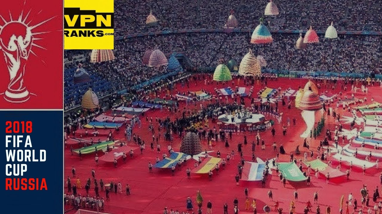 2018 FIFA World Cup Opening Ceremony 92