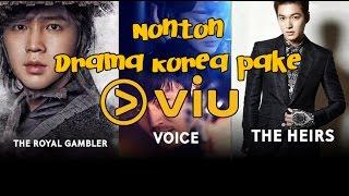 Viu - Tempat Nonton Drama Korea Terupdate || 1BRO2SIS Daily