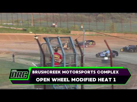 Brushcreek Motorsports Complex | 8/19/17 | Open Wheel Modifieds | Heats