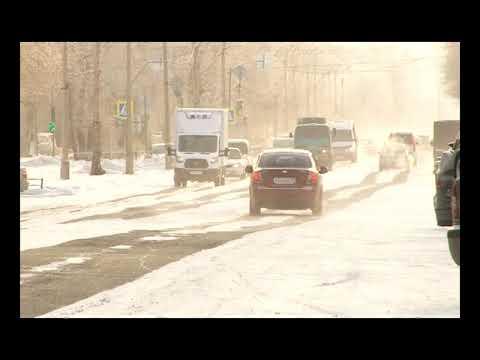 В Саяногорске опробуют технологию холодного асфальта