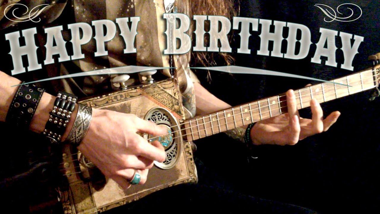 Happy Birthday Make It Rock Youtube
