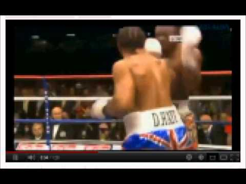 david haye instrumental aggression