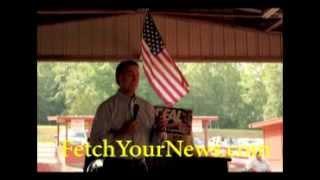 Georgia Republican Party Rally at Burt's Pumpkin Farm in Dawson County   08/23/14