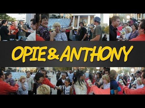 Classic Opie & Anthony: Lady Di and Marion at the 2001 VMAs (09/05-07/01)
