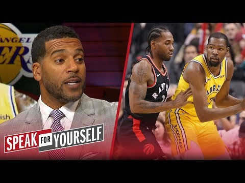 Jim Jackson talks state of the Lakers, Raptors' OT win over Warriors | NBA | SPEAK FOR YOURSELF