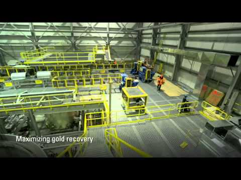 Evolution of Goldcorp's Éléonore Gold Mine (English)