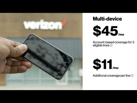 The Verizon Multi Device Family Plan: The Fine Print!