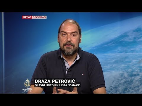 Petrović: Vučićeva 'supermarket politika'