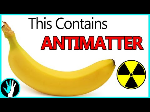 Detecting ANTIMATTER In Food - DIY Gamma Spectroscopy