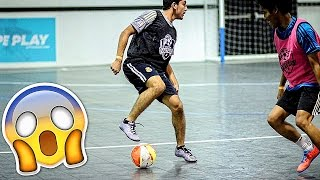 ULTIMATE INDOOR FOOTBALL CHALLENGES @The Base Berlin