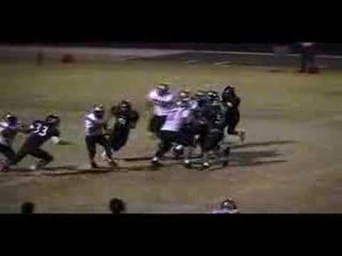 Colton Schofield #9 DE/LB Football Recruiting Video