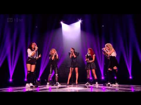 Little Mix get a FIFTH member - The X Factor 2011 Live Final (Full Version)