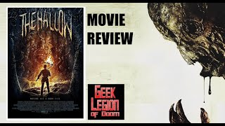 THE HALLOW ( 2015 Joseph Mawle ) Creature feature Horror Movie Review