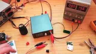 Модуль RD dps8005 и лабораторный блок DYI С Алиэкспресс