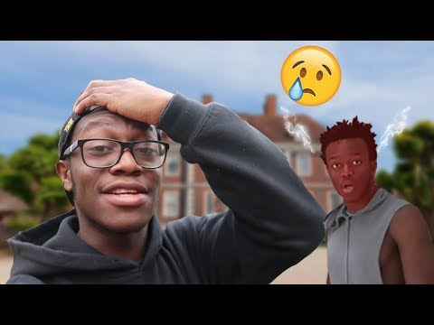 MY BROTHER KICKED ME OUT THE SIDEMEN HOUSE