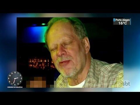 Namorada do atirador de Las Vegas deve ajudar a esclarecer o ataque | SBT Notícias (04/10/17)