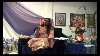 We Belong to God - Part 1 - Sri Swami Vishwananda, Darshan 29.12.11