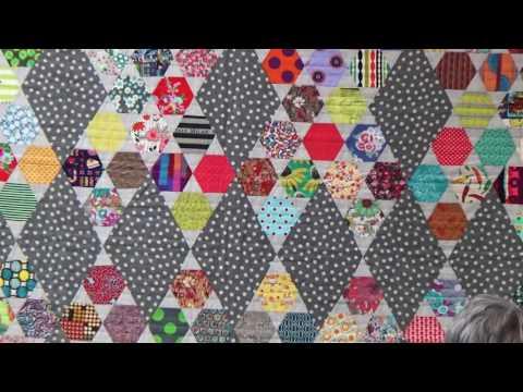 Jen Kingwell Australian Quilt Designer