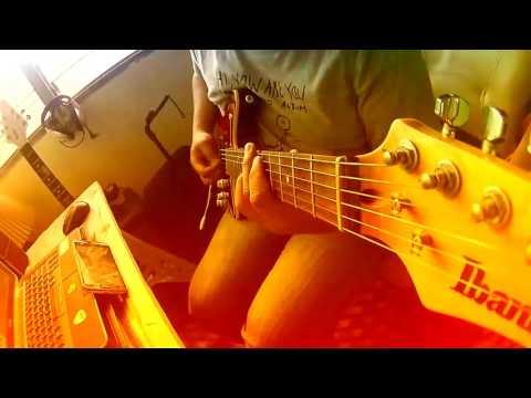 Akim & The Majistret - Sisaku (guitar cover)