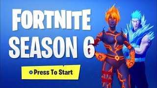 FORTNITE SAISON 6 THE NEW SECRET ARMES! SEASON 6 NEW WEAPONS