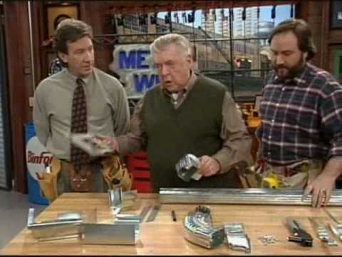 Home Improvement:  Tool Time Part 3