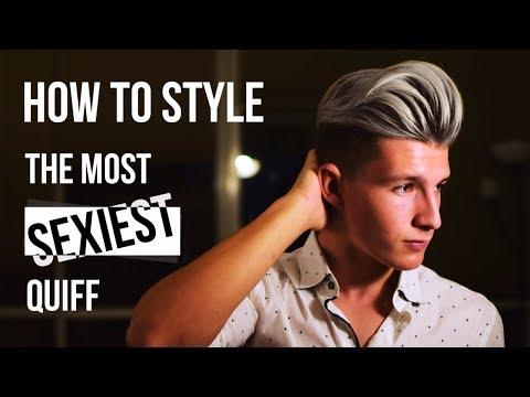 ★★★High Volumized Quiff Hairstyle Tutorial★★★ | Men's Fashion | Summer 2017