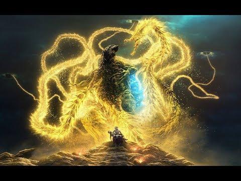 【牛叔新年版】诡异!这是一部超出想象力的作品,王者基多拉降临开启神灵之战