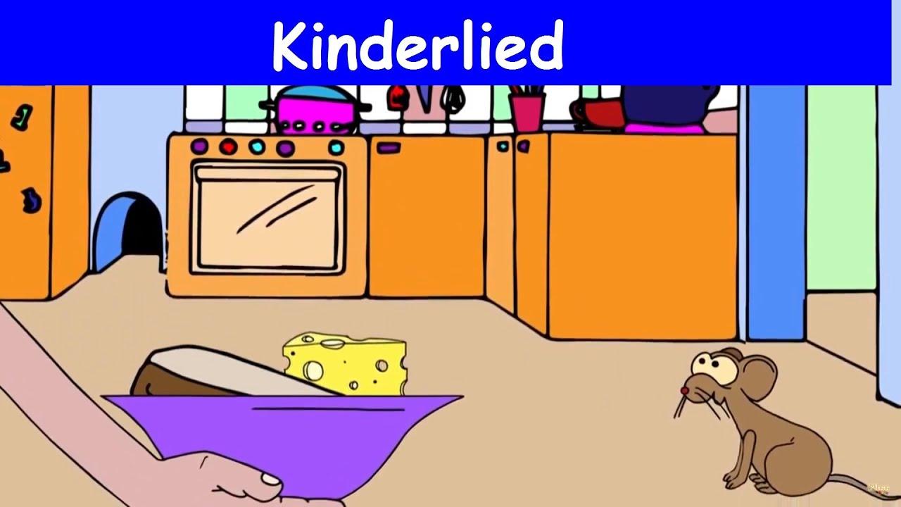 Die Kleine Maus Bei Uns Im Haus Kinderlied Zum Mitsingen Sing Mit Yleekids Youtube