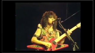 LOUDNESS live at MADISON SQUARE GARDEN 1985 LOUDNESS 検索動画 29