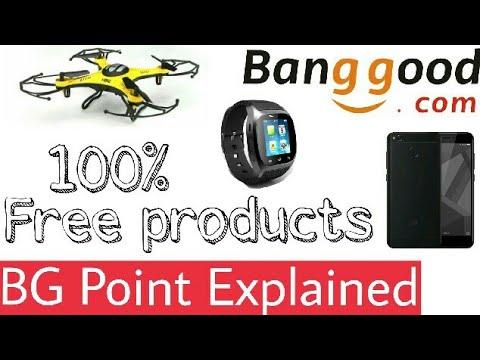100% Free product with bg points banggood || Real or fake ||