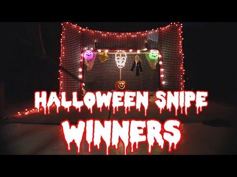 Halloween Snipe WINNERS
