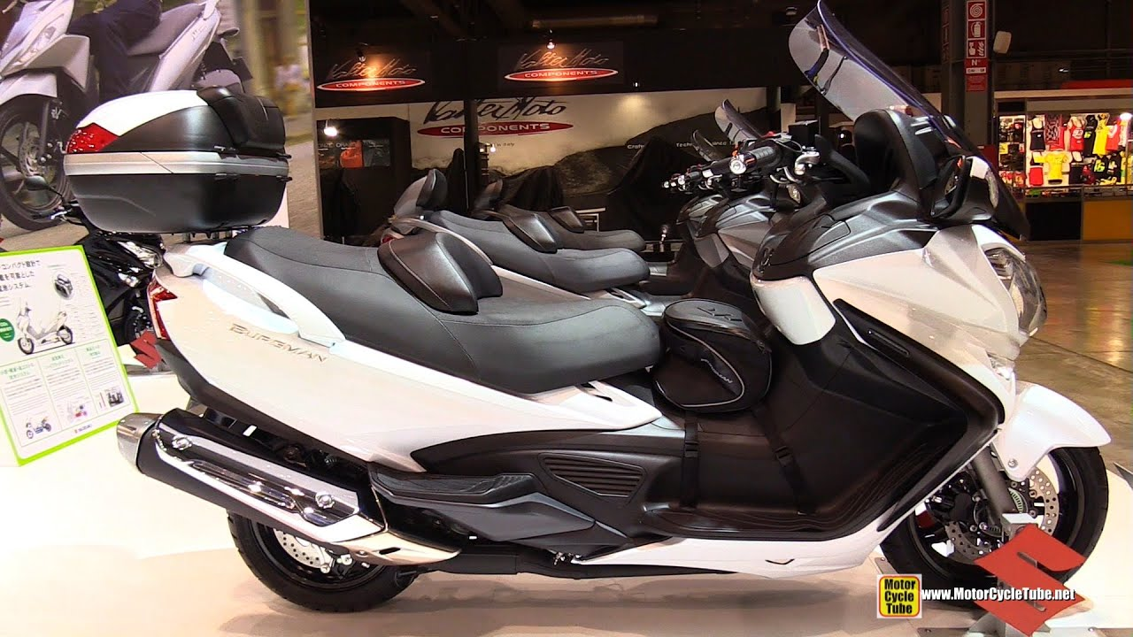 2015 suzuki burgman 650 executive walkaround 2014. Black Bedroom Furniture Sets. Home Design Ideas