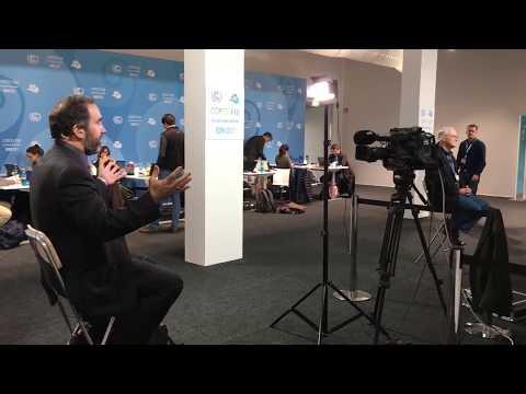 COP23: Marc Morano Debates MA State Senator Michael Barrett on Paris Agreement, Part 1