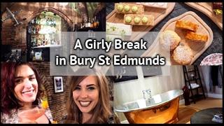 The Angel, Bury St Edmunds | A Girly Break Away | AD